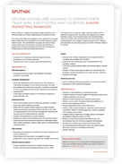 Job Description PDF